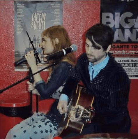 Luna Gritt - showcase acoustique
