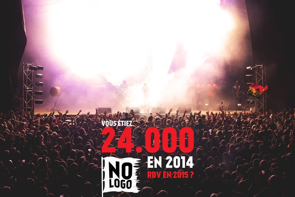 No Logo Festival : Le premier festival indépendant français repart pour 2015