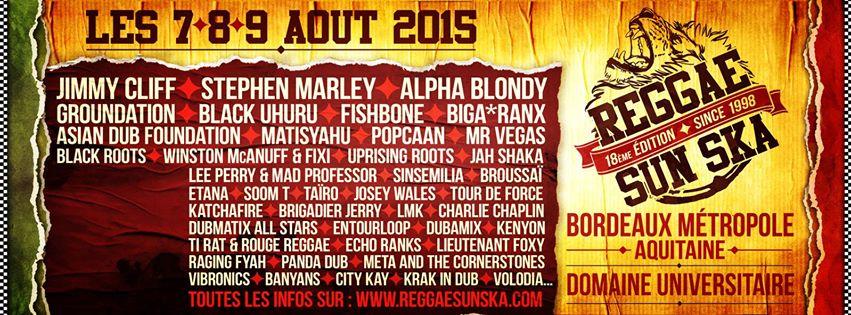 reggae sun ska 2015