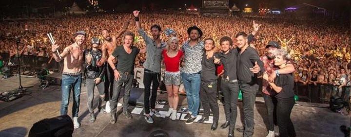 SKIP THE USE & Friends - Eurockéennes 2015