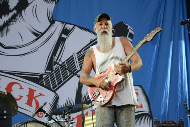 Seasick Steve - Crédit Photo : Jérémy Cardot Pic Ink
