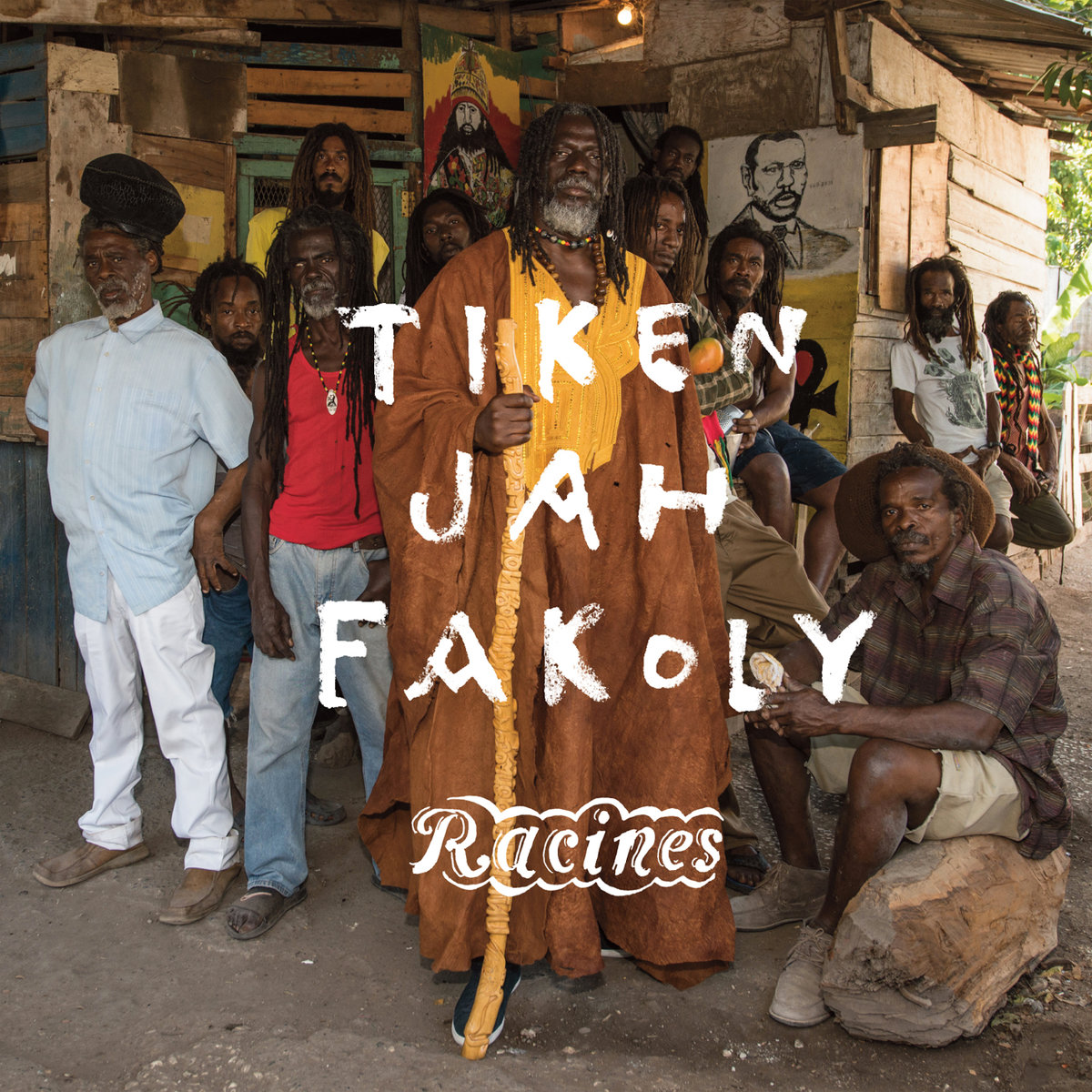 Tiken Jah Fakoly : Racines  - un nouvel album de reggae remade in Africa