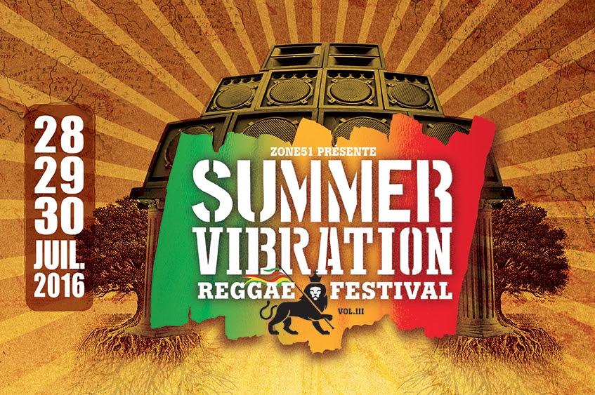 Summer Vibration Reggae Festival (2016) à Sélestat : 5 choses à savoir avant de venir !