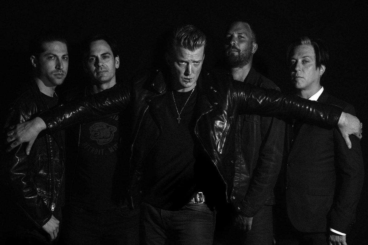 LiveReport : Queens Of The Stone Age / Rockhal / 15.06.18