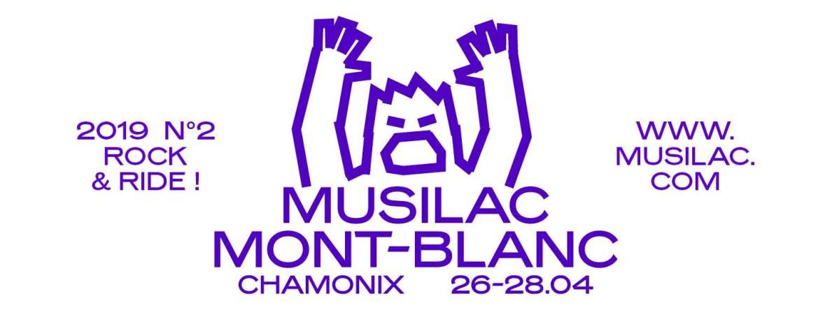 Musilac Mont-Blanc : Les 3 premiers noms de la 2ème édition