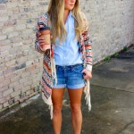 Cutoffs and Cardigans