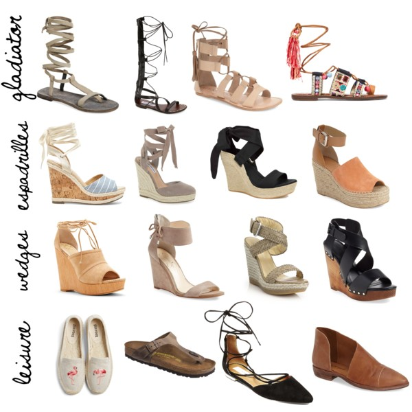 Summer Shoe Picks