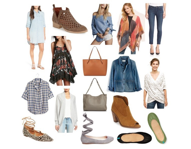 The Edit Dressing for Fall in the South