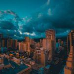 Honolulu Cityscape
