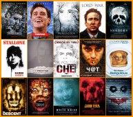 Carteles de películas con Cara