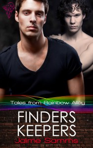 Book Cover: Finders Keepers