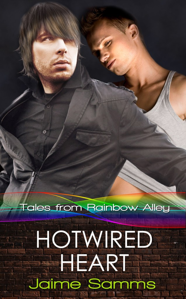 Book Cover: Hotwired Heart