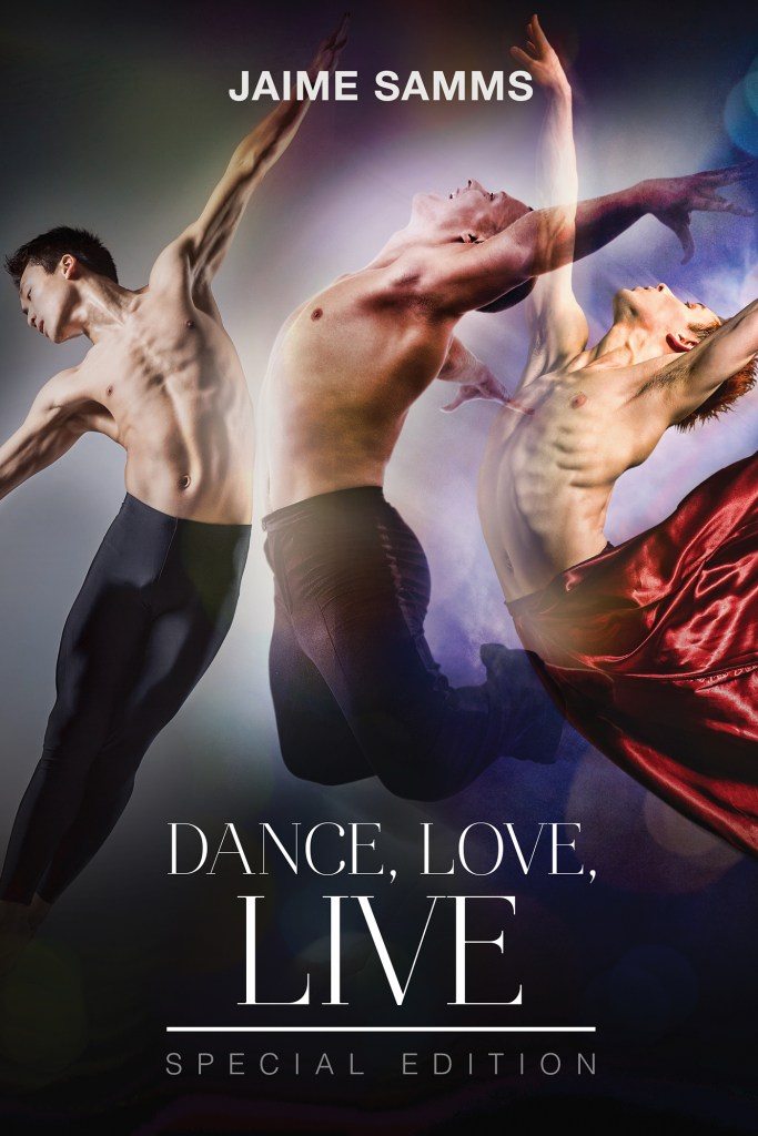 Book Cover: Dance, Love, Live