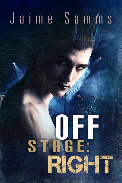 Book Cover: Off Stage: Right