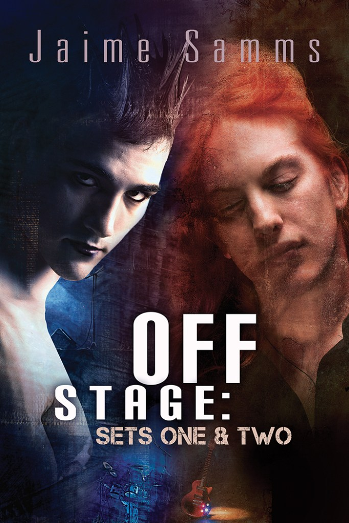 Book Cover: Off Stage