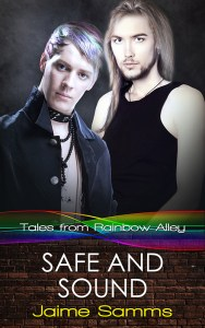 Book Cover: Safe and Sound