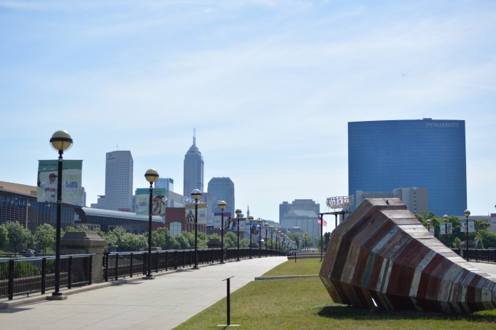 An article on the perfect day in Indianapolis on for 52 Perfect Days