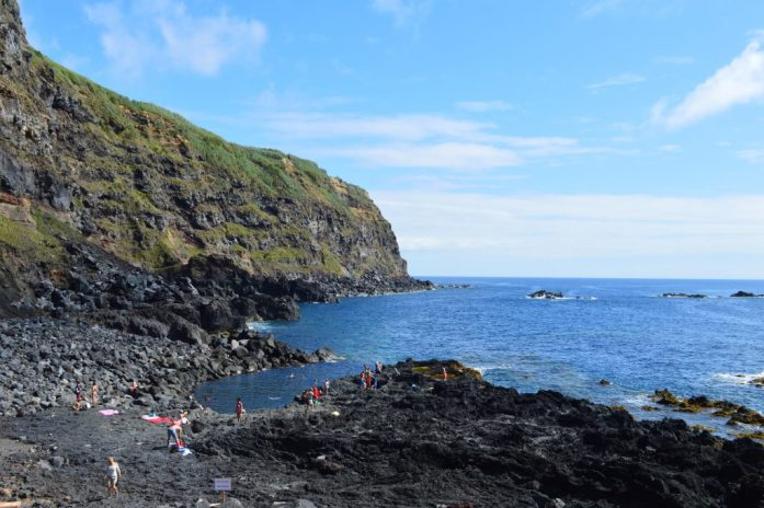 a safe place to visit in Europe the Azores