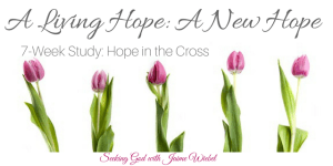 A Living Hope: A New Hope and Sitting Among Friends #66