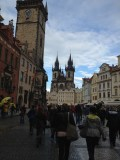 Old Town square.