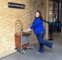 I'm going to Hogwarts!