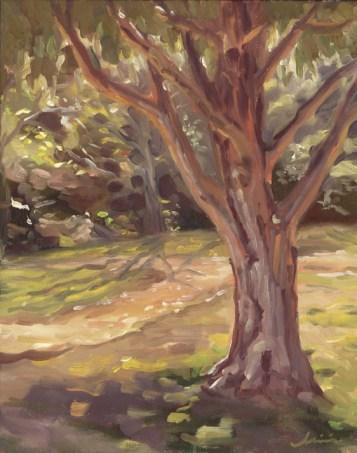 8x10, oil on canvas panel