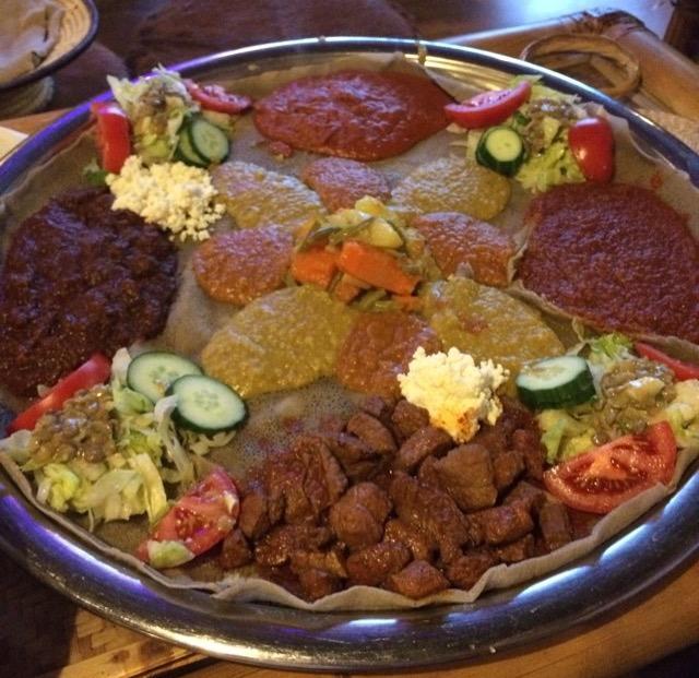 Afrikaans diner