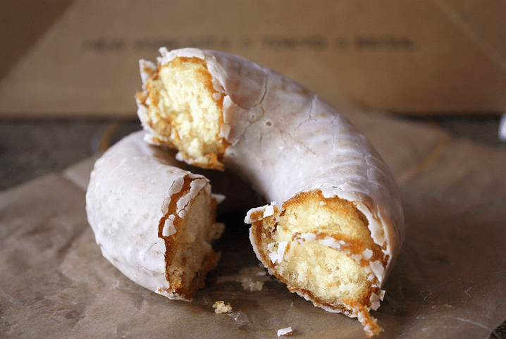 Tres Leches Donut