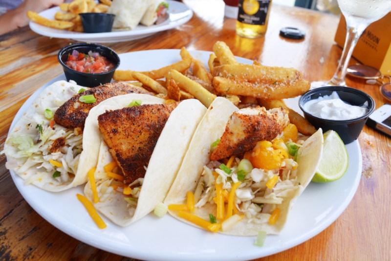 Mahi Mahi Taco