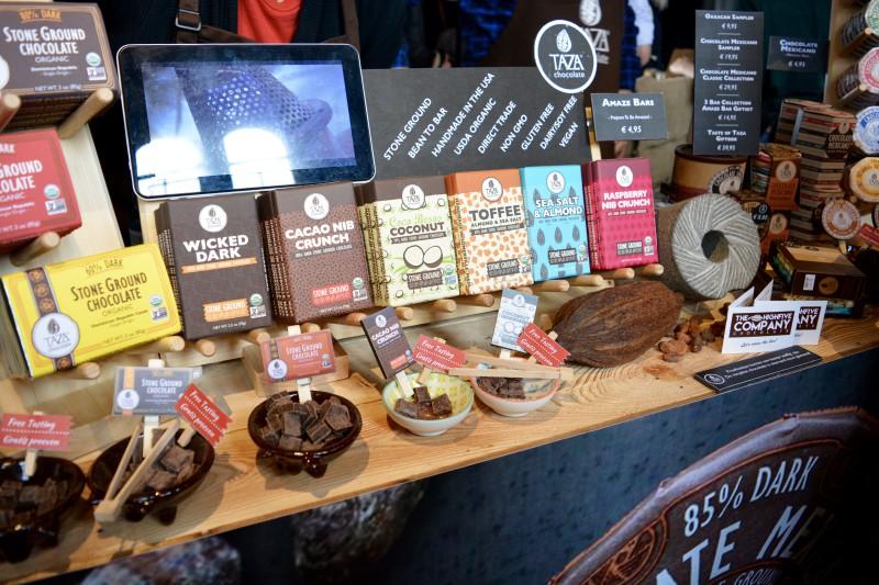Amsterdam Coffee Festival chocolade