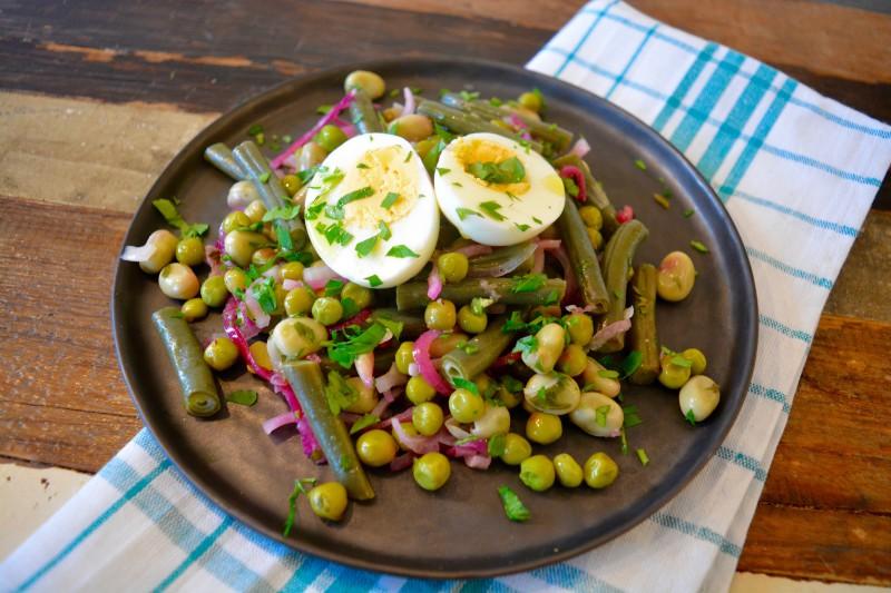 Salade boon