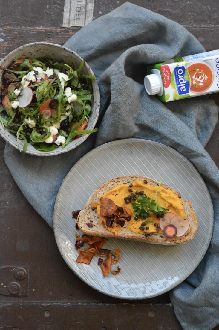 Alpro, Food Bandits, SimplyPR, Foodstyling