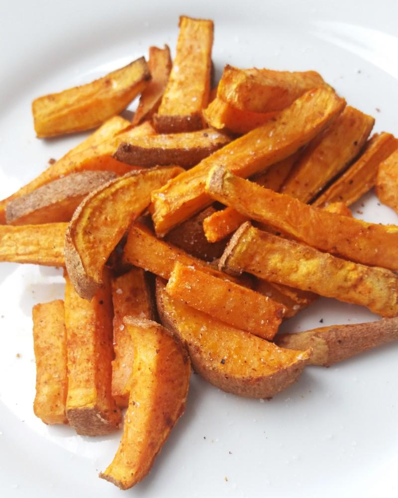 Gaby Rappard Eetdagboek zoete aardappel