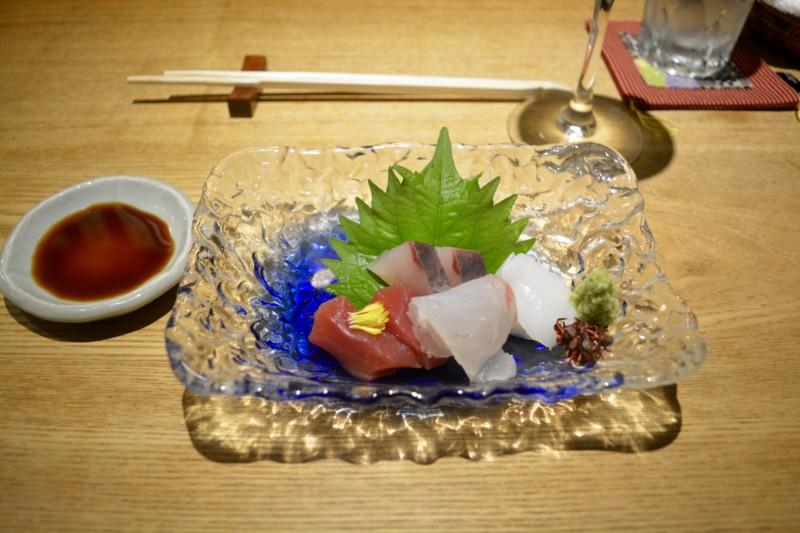Sashimi Japan Kyoto