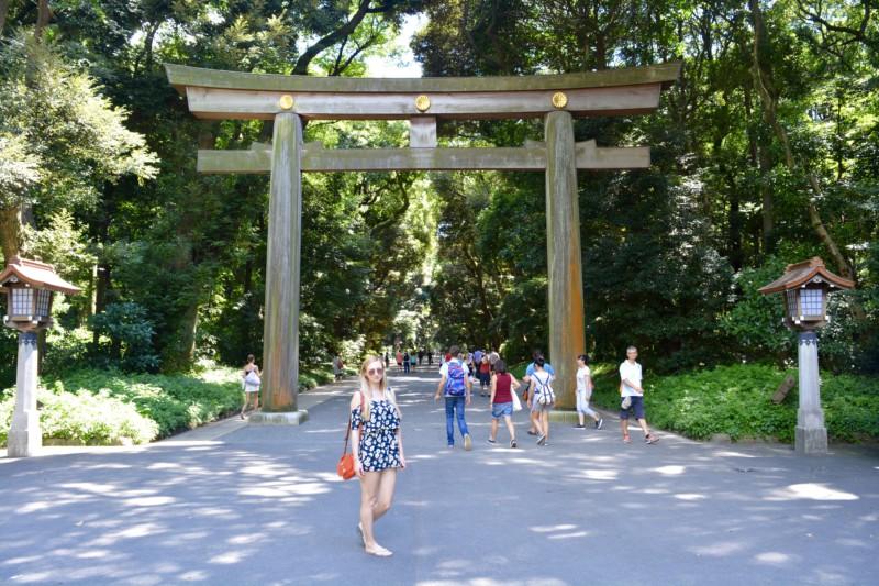 Tokyo Reisverslag