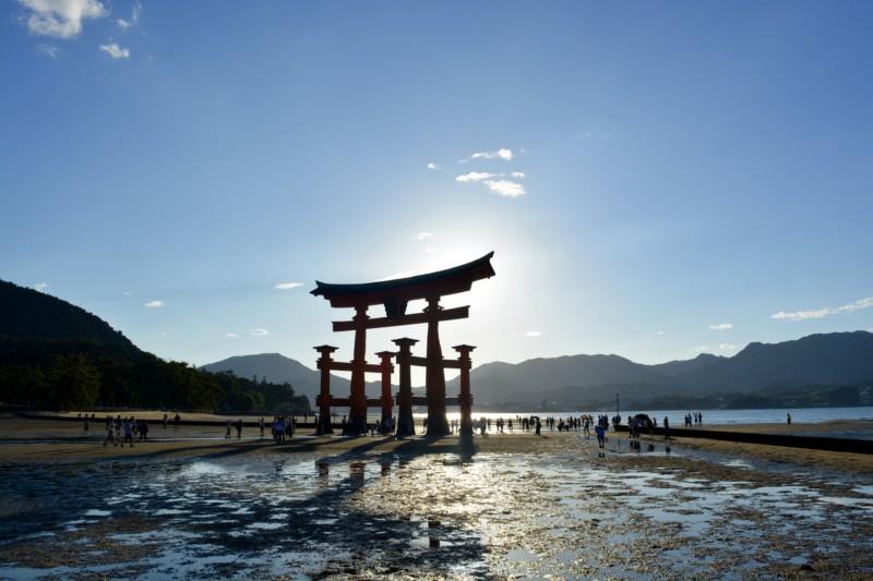 Miyajima Torii Gate