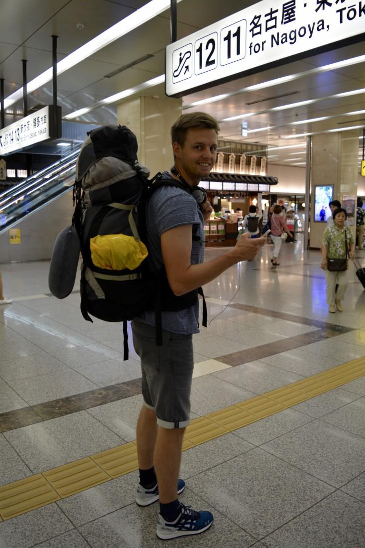 Japan Backpacken
