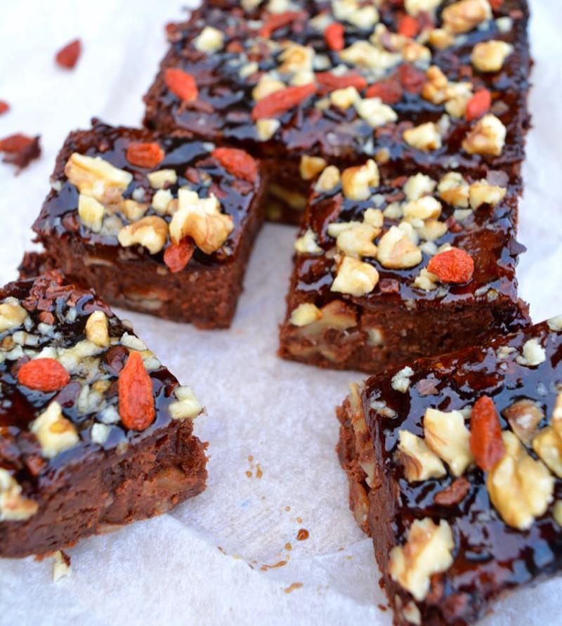 Zoete aardappel brownies www.jaimyskitchen.nl