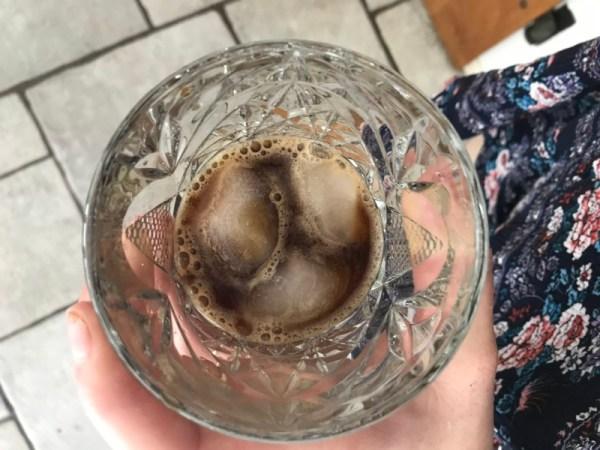ijskoffie www.jaimyskitchen.nl
