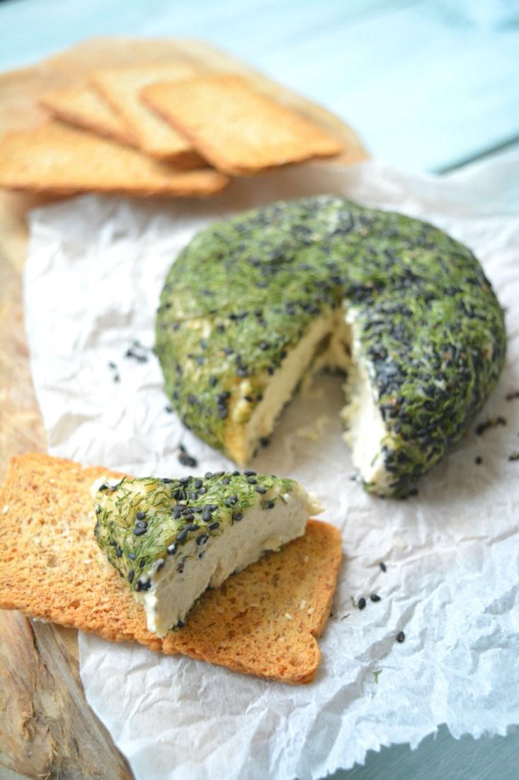 vegan cashew cheese www.jaimyskitchen.nl