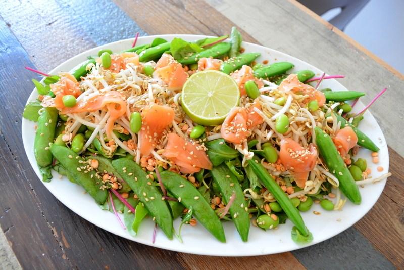 aziatische salade www.jaimyskitchen.nl