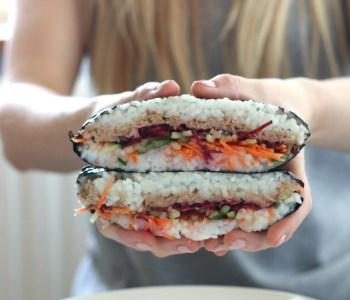 Sushi Sandwich www.jaimyskitchen.nl
