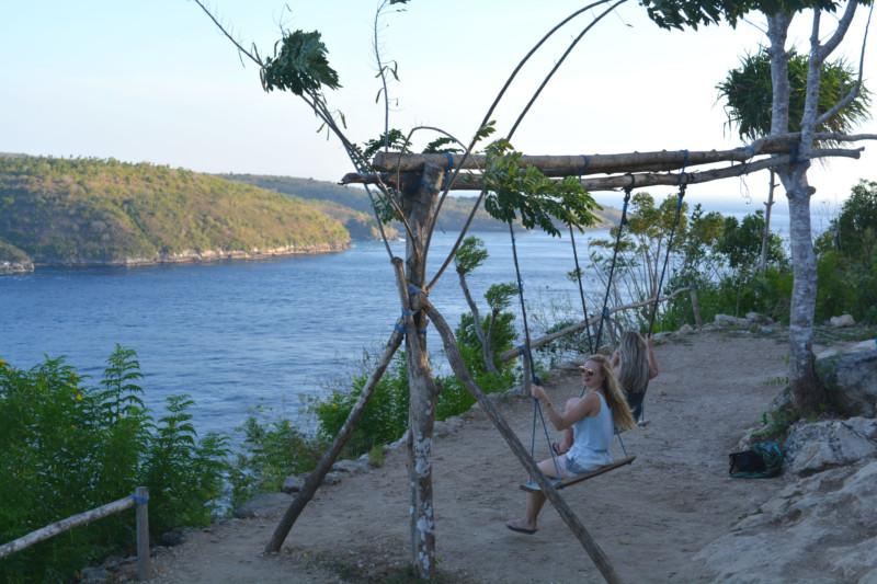 Nusa Ceningan lookout Nusa Penida www.jaimyskitchen.nl