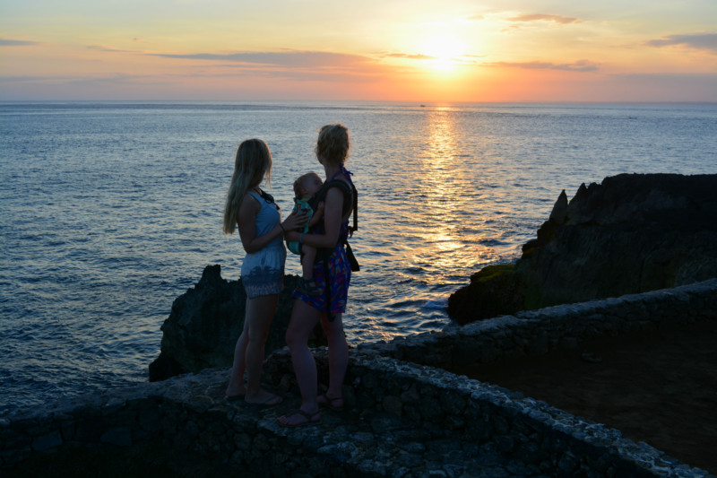Nusa Lembongan Sunset www.jaimyskitchen.nl
