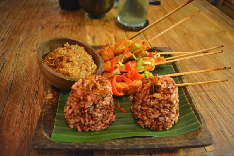 Atman Cafe Ubud Bali www.jaimyskitchen.nl