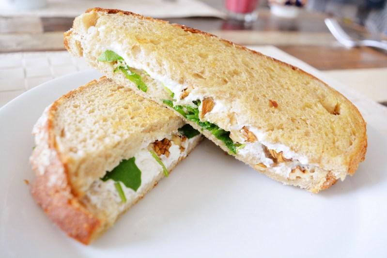 Geitenkaast-tosti www.jaimyskitchen.nl