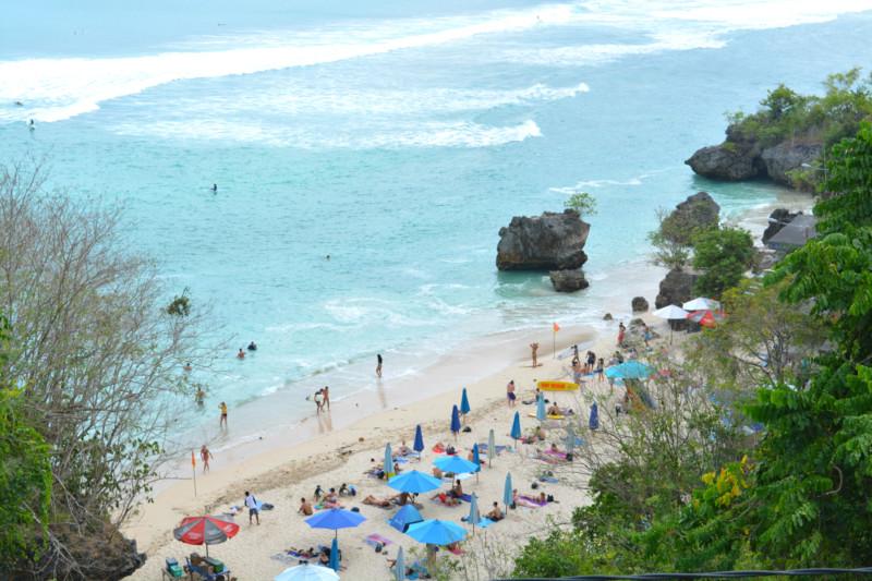Padang Padang Beach www.jaimyskitchen.nl