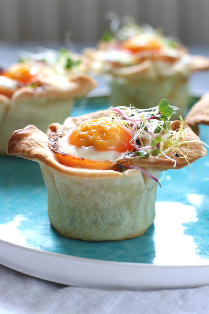 Recept Mini Quiche Met Ei En Zalm Jaimy S Kitchen