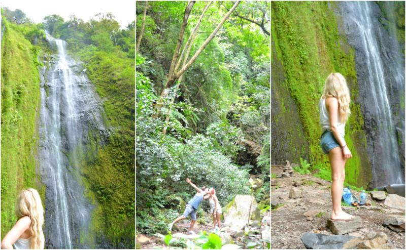 Nicaragua Ometepe San Ramon Waterfall www.jaimyskitchen.nl