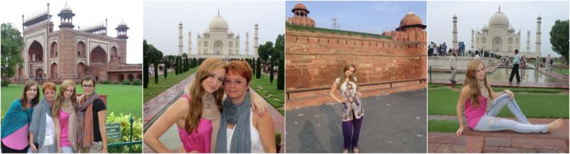 India Agra Taj Mahal www.jaimyskitchen.nl